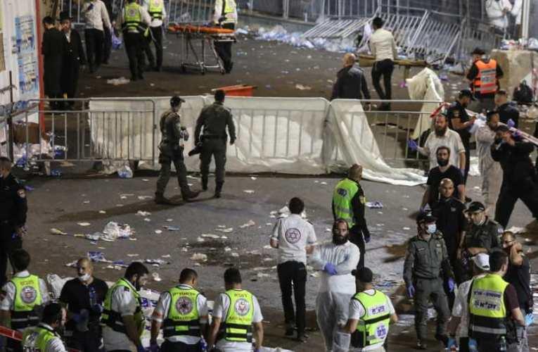 Több tucat halottja és száznál is több sérültje van egy izraeli rendezvénynek (videóval 📺)