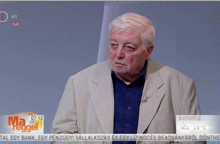 Jó, ha nem feledjük: Gyurcsányt amerikai nyomásra nem lehetett perelni 2006 miatt – Exkluzív interjú Völgyesi Miklóssal
