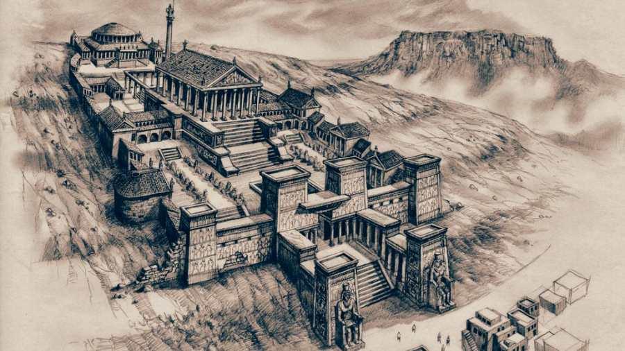 Mayer Gábor: Ismét ég az alexandriai könyvtár – kórkép-körkép