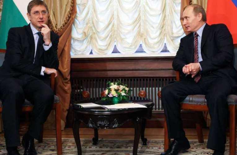 Gyurcsány Putyin hátát simogatta, ráadásul még táncikált is vele…