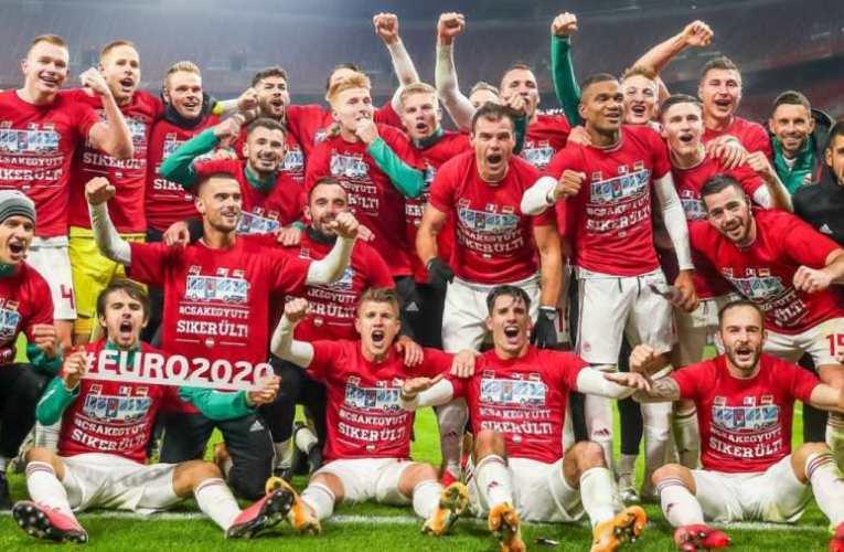 A magyar válogatott egyetlen tagja sem fog letérdelni az Eb-meccsek előtt!