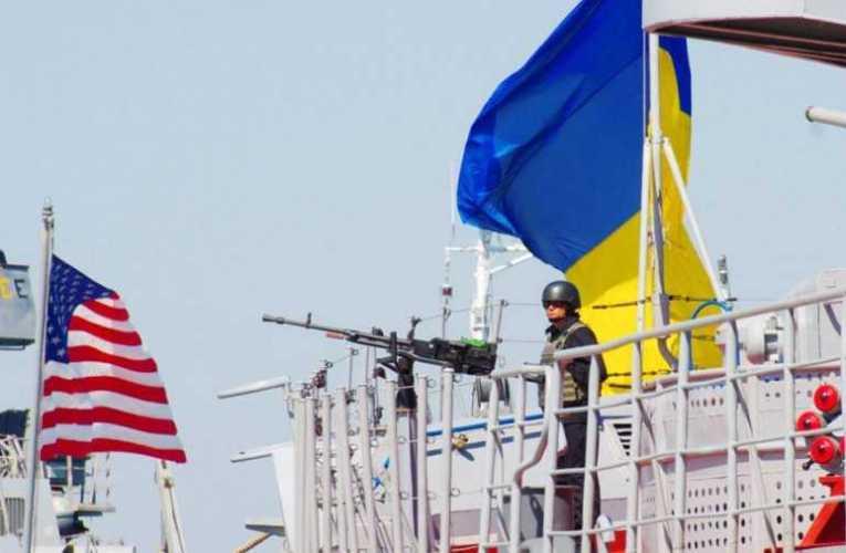 Nagyszabású ukrán-amerikai szervezésű nemzetközi hadgyakorlat kezdődött a Fekete-tengeren