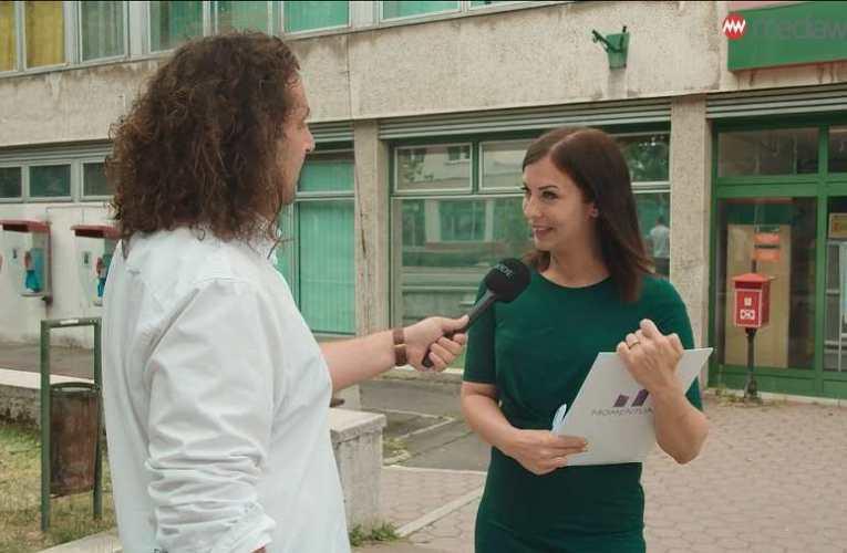 Sajtóperrel fenyeget Cseh Katalin, de érdemben nem válaszol 📺