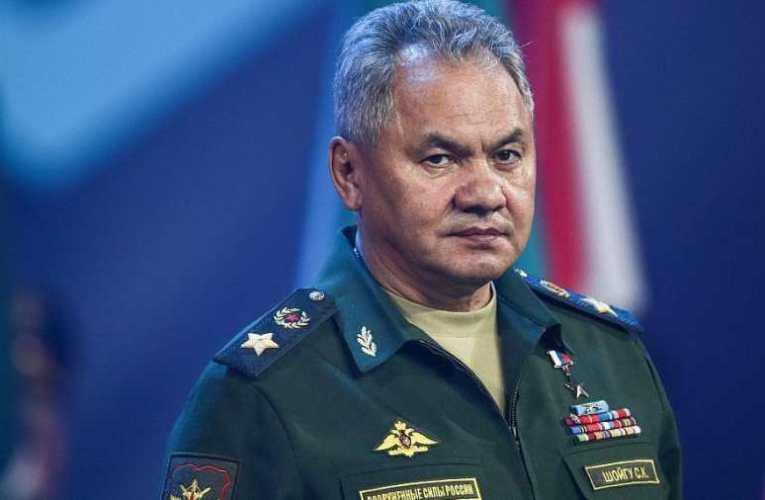 Sojgu orosz honvédelmi miniszter idézést kapott Ukrajnából