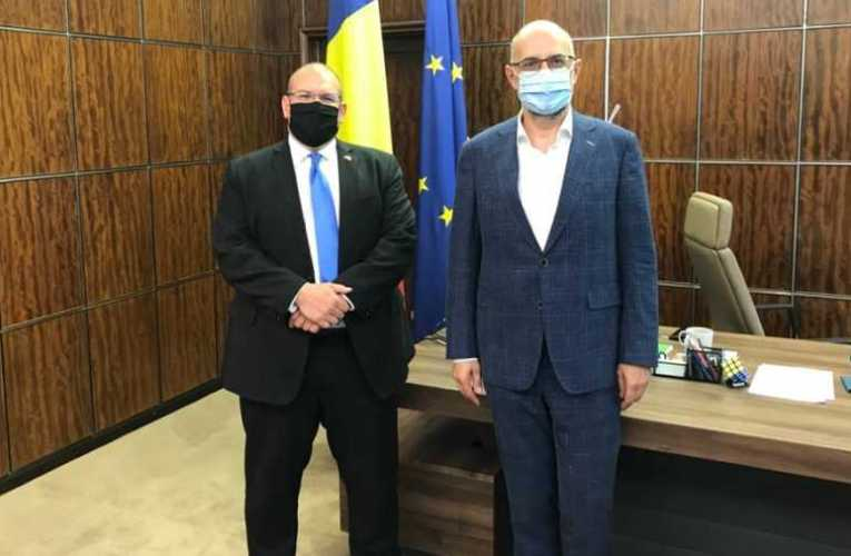 A romániai emberkereskedelemtől és a SIIJ további sorsáról tárgyalt az RMDSZ elnöke
