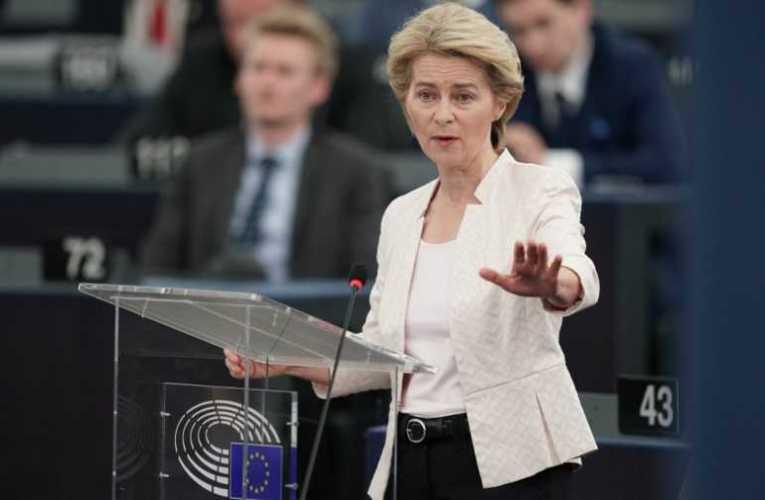 Dr. Polgárdy Géza: Európa elsőszámú árulója – Ursula von der Leyen!