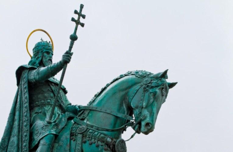 Kónya-Hamar Sándor: SZENT ISTVÁN KERESZTÉNY ÖRÖKSÉGE