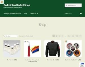 Badminton Racket Shop 300x237 - Internet InfoMedia