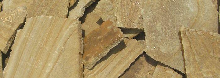 песчаник желтый