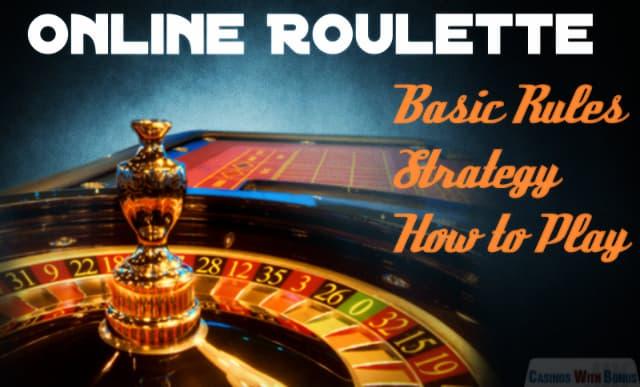 ルーレットでオンラインカジノを考える