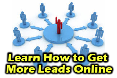 Learn How to Get More Leads Online