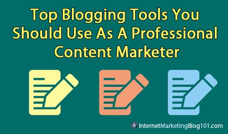 I migliori strumenti di blogging che dovresti utilizzare come marketer di contenuti professionale