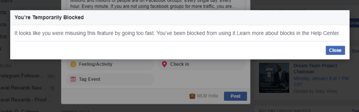 How to Get Traffic from Facebook Groups - Using Facebook to Drive Traffic to Your Website