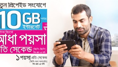 Grameenphone New SIM 1GB Internet Only 9Tk (10GB) | GP New Sim Offer 2018