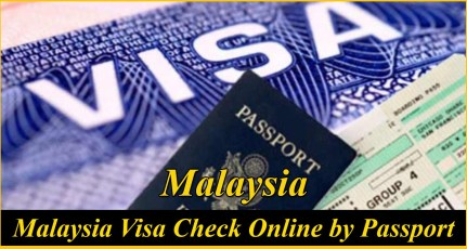 Malaysia Visa Check Status Online BY Passport Number [Update 2020 ]
