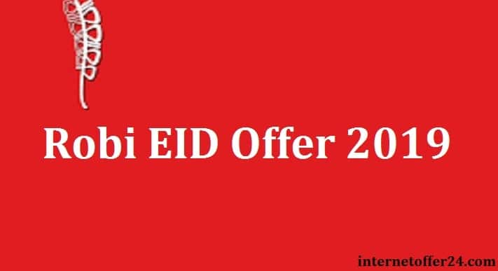 robi eid offer