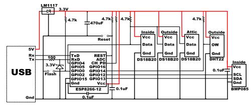 small resolution of esp8266 weather sensor schematic