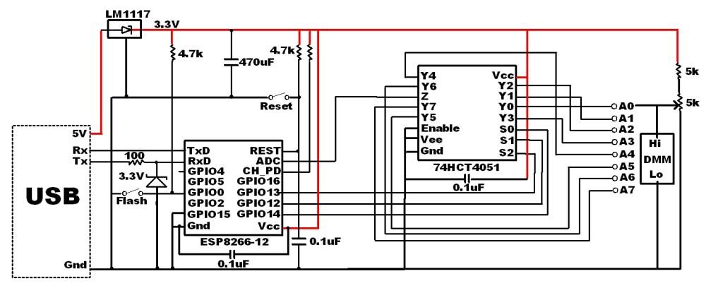 medium resolution of esp8266 schematic amux test circuit updated