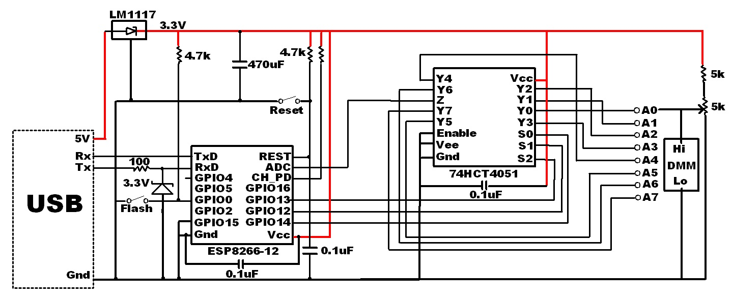 hight resolution of esp8266 schematic amux test circuit updated