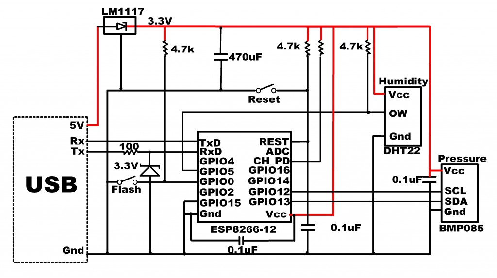 this circuit is very basic in setup and in operation