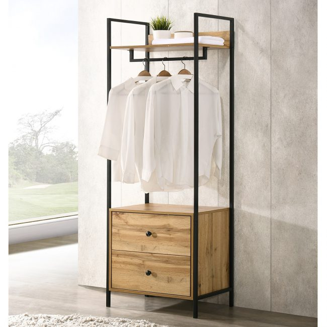 Practical Freestanding Clothes