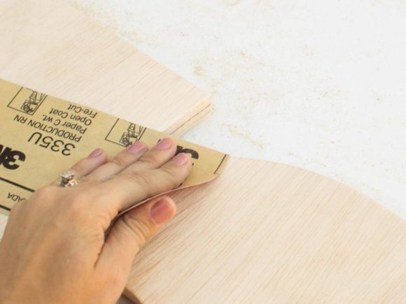 Sandpaper to Smooth