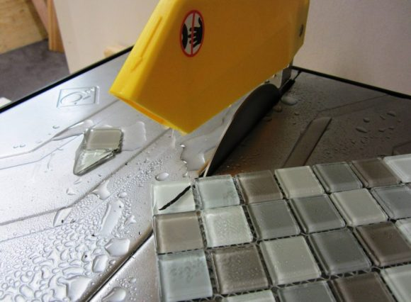 How-to-Cut-Glass-Tile-around-Outlets-easy