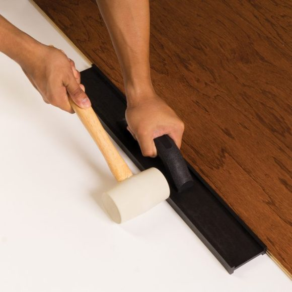 Preparing the Tongue and Groove Flooring Tools