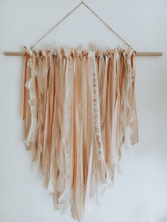 Random-Ribbon-Wall-Hanging