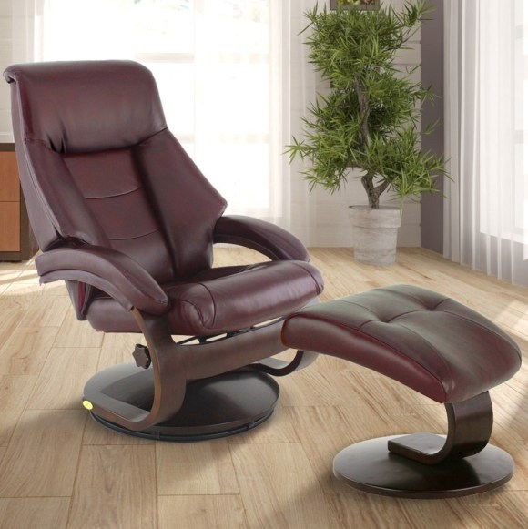 Reclining-Reading-Chair-with-Separated-Footrest