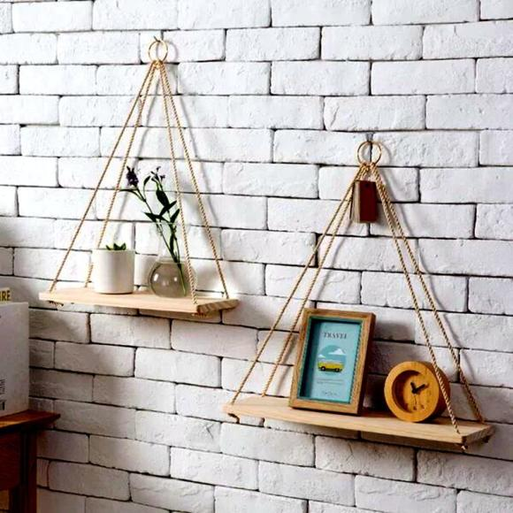 Simple-Wall-Hanging-Shelves