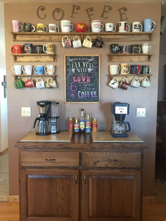 coffee-station Splashes-of-Colors-in-Coffee-Station