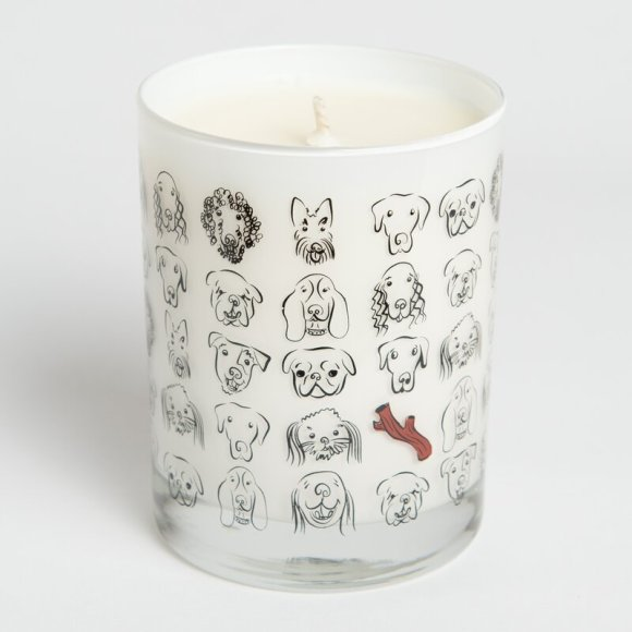 Pictures on Candles