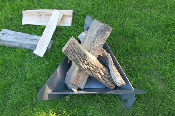 Ready to Assemble Fire Pit