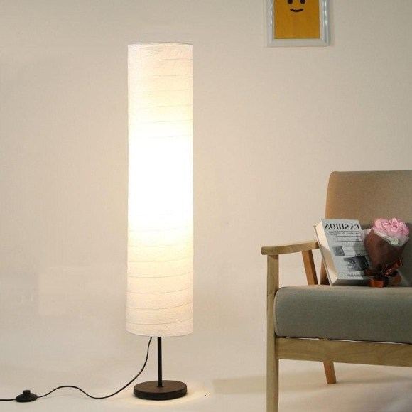 Spot Out Your Wall Décor with Holmo Living Room Lamps
