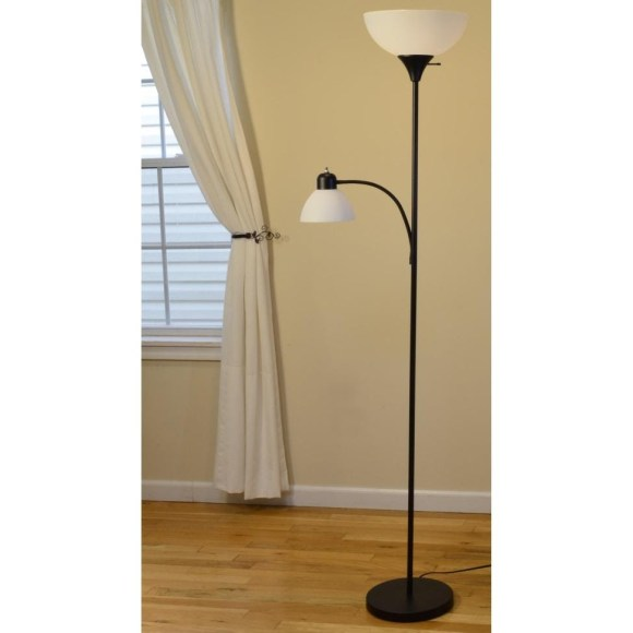 3-in-1 Tall Living Room Lamps