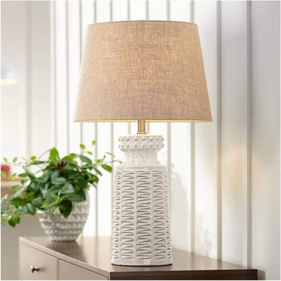 Handcrafted Rustic Living Room Lamps
