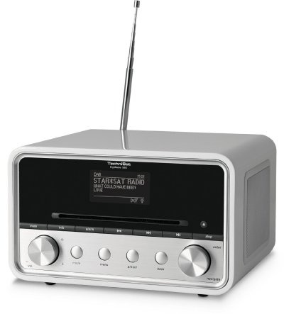 Internetradio - TechniSat Digitalradio 580 Antenne