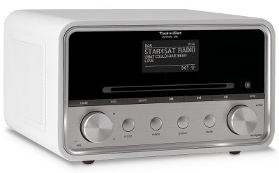 Internetradio - TechniSat Digitalradio 580 Frontblende