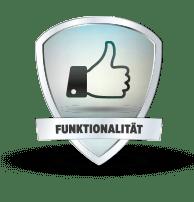 Freitragende - Funktionalität