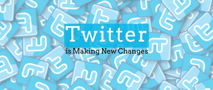 Twitter willing - Changes Expected