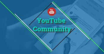 youtube community new feature