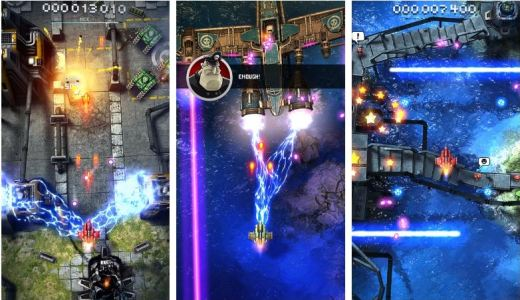 Sky Force ios game