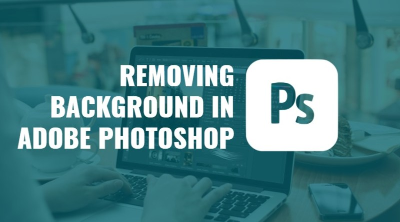 remove background in photoshop