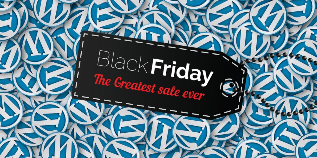 Interesting WordPress Discount and Deals for Black Friday 2016