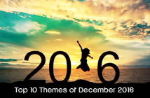 Top 10 Themes of December 2016