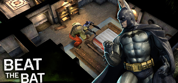 Batman:Arkham Underworld