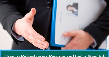 How to Refresh your Resume and Get a New Job