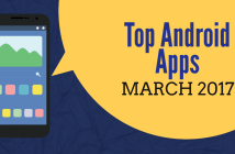android apps march 2017