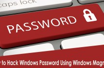hack windows password